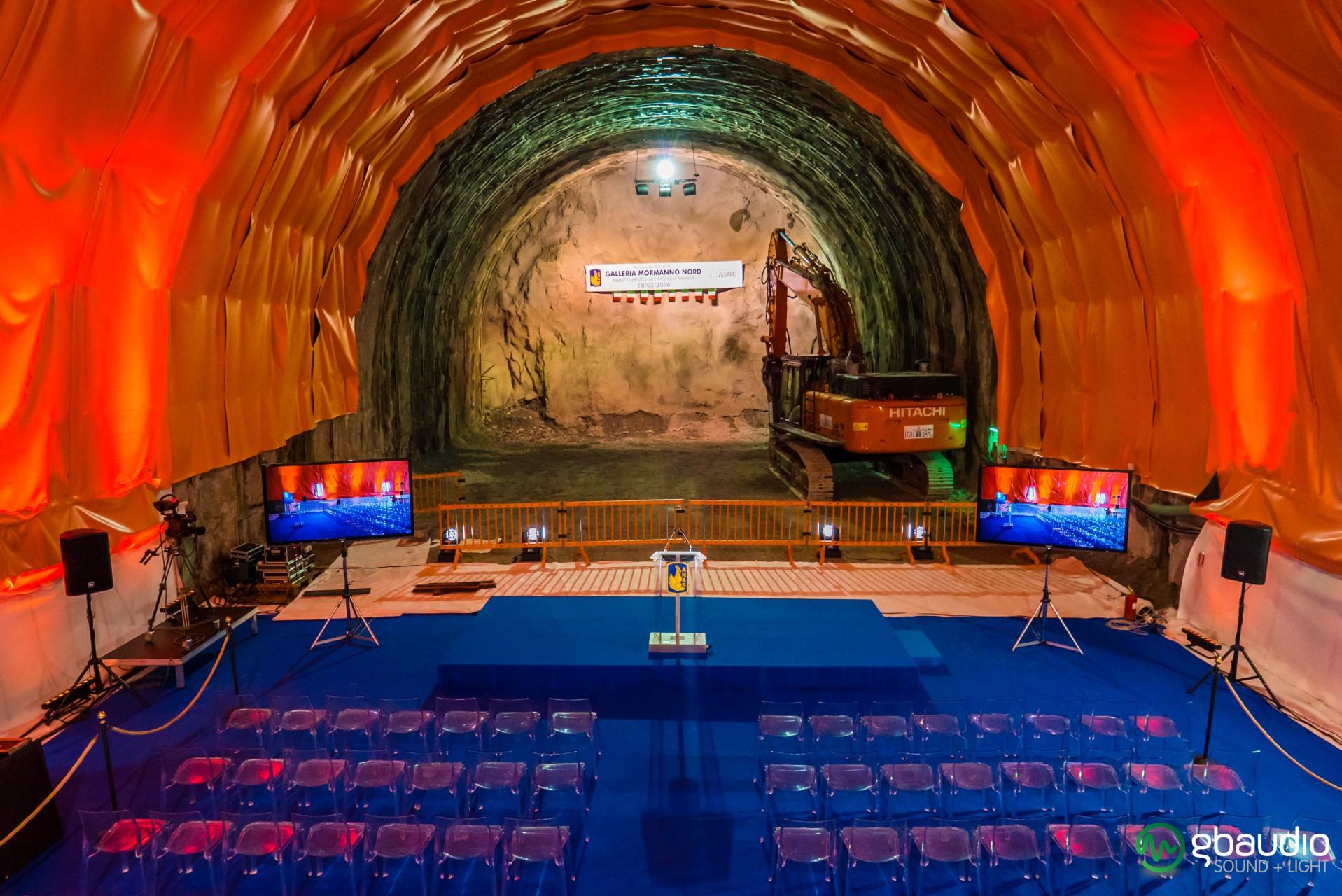 Cerimonia di inaugurazione Variante di Valico e Salerno Reggio-Calabria - 2