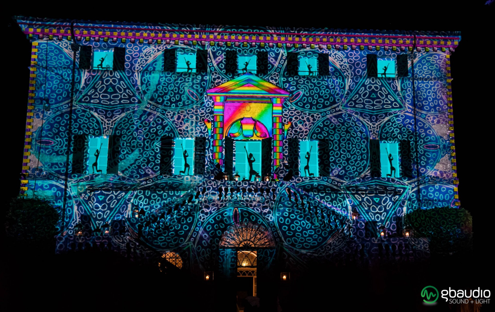 Video mapping - 2