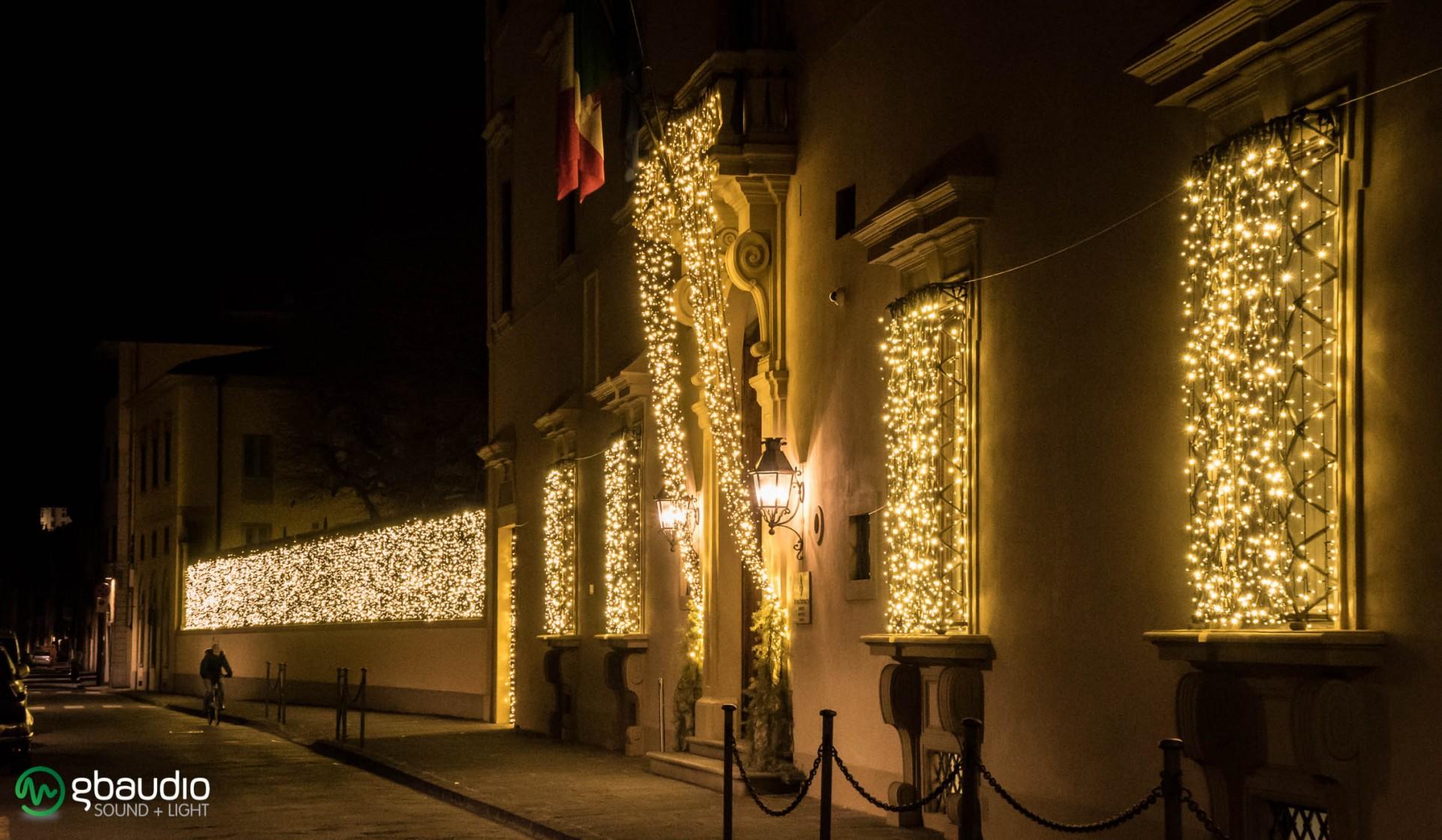 Allestimenti di Natale presso Hotel Four Seasons Firenze - 2