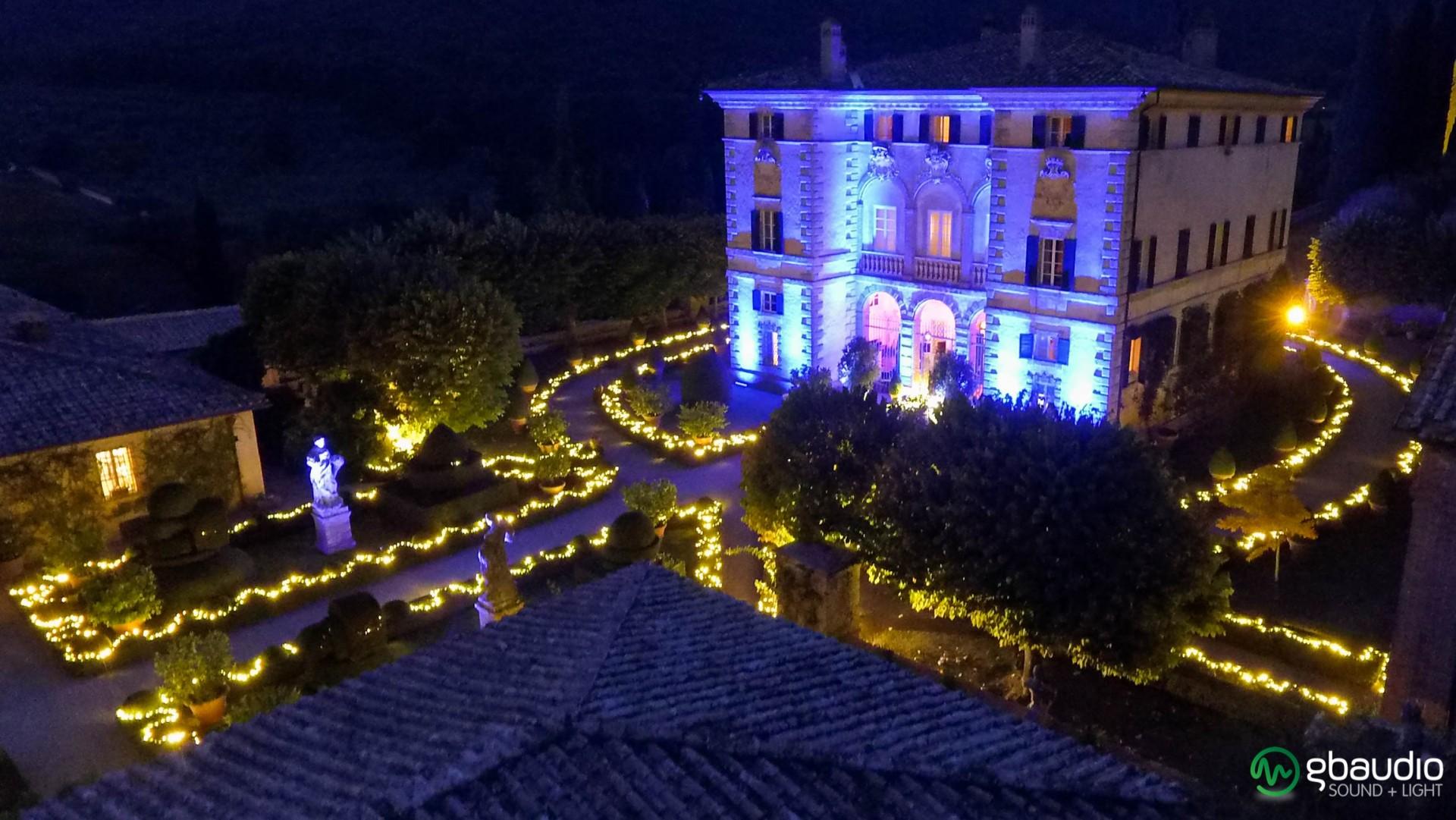 Villa Cetinale - 2