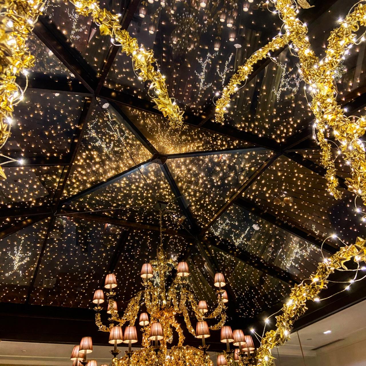 Allestimenti di Natale presso Hotel Four Seasons Firenze